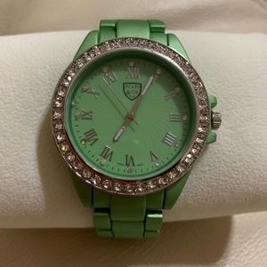 New Mint Green Picard & Cie Boudica Ladies Watch